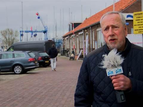 De nieuw te bouwen wijk op het Galgeriet dankt straatnamen aan Waterlanders