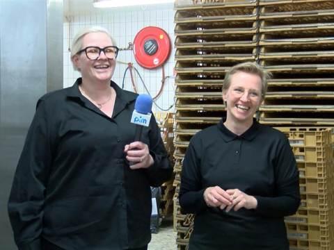 Bakkerij Kees Gutter viert 60 plus 1 jaar met glossy en prijsvraag