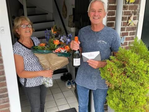 1000ste reddingsactie van Marker KNRM redder Teun Verschoor