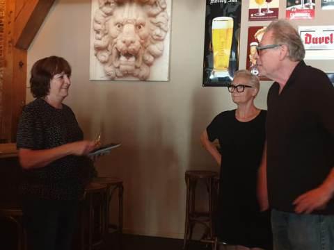 Marja Meerman neemt na 20 jaar afscheid van haar geliefde café 1614