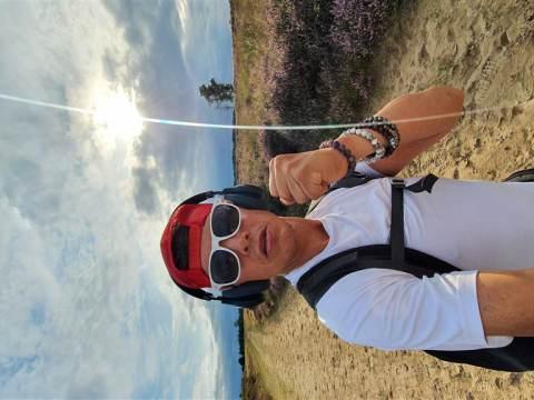 Verslag van dag 2 van Jesse's 15-daagse tocht langs het Pieterpad