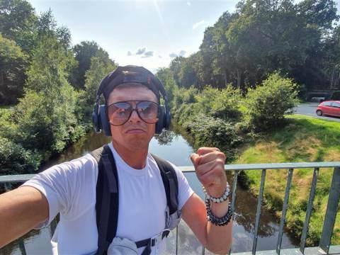 Verslag van dag 3 van Jesse's 15-daagse tocht langs het Pieterpad