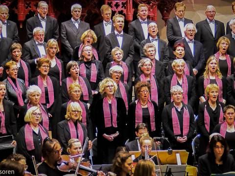 Indrukwekkende 49e uitvoering van Johannes Passion door Cantorij Monnickendam
