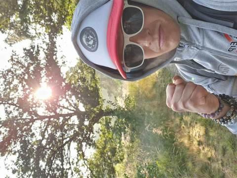 Verslag van dag 4 van Jesse's 15-daagse tocht langs het Pieterpad