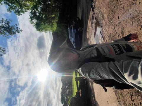 Verslag van dag 7 van Jesse's 15-daagse tocht langs het Pieterpad