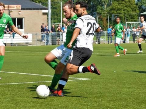 Gelijkspel in Gouwzeederby tussen Monnickendam en S.V. Marken