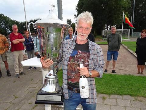 Klaas Peereboom wint Marker Jeu de Boules competitie 2021