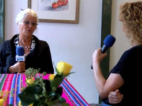 Feestelijk afscheid van Marian Gregoire na 30 jaar Clubhuis yoga