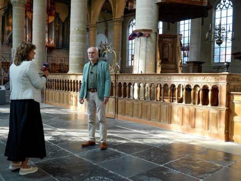 Afscheidsinterview met predikant Martien Pettinga