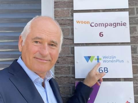 Bas ten Have nieuwe bestuursvoorzitter WelzijnWonenPlus