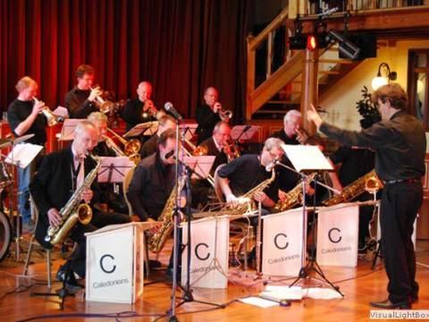 Jazz in Monnickendam met The Caledonians