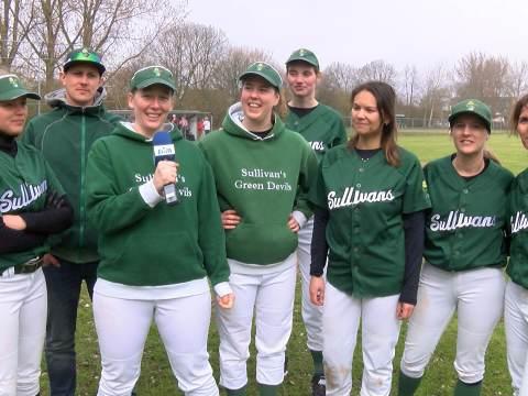 Honk- en softbalvereniging Sullivan's is op zoek naar vers bloed