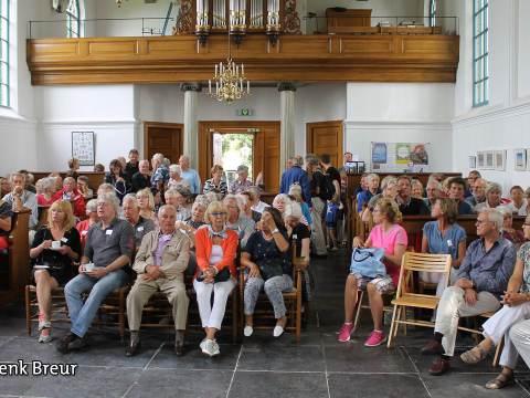 Zeer geslaagde twintigste editie van Waterland - Kerkenland